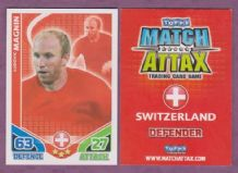 Switzerland Ludovic Magnin F.C Zurich 233